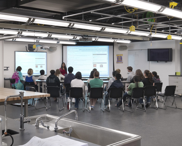 The Think Tanks within STEM labs at Niles North and West High Schools have helped produce young scientists who've achieved international recognition for their research projects.